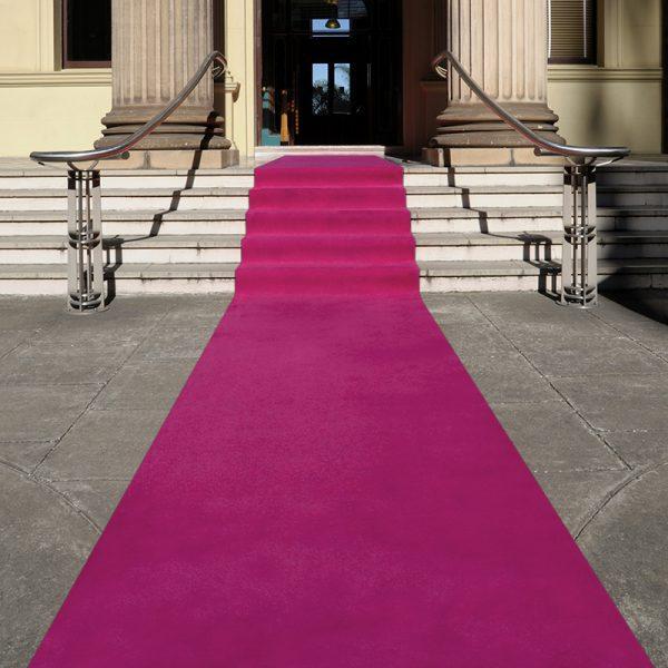 Texas loper roze beurstapijt evenemententapijt